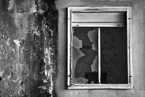 Broken Window by invisigoth88