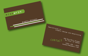 Business card by tiredofart