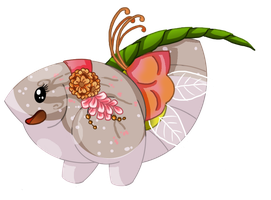 Hanami at the Pond Parade 2015 by SweetLittleVampire