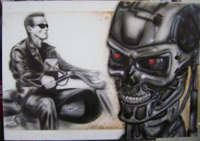 Terminator finished version. by Tosta-San