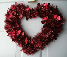 Heart Wreath by Rubyfire14-Stock