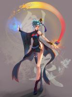 Blade and Soul by kailin90