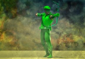 Green Arrow Classic by hiram67