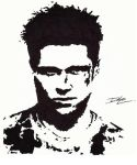 Tyler Durden (Fight Club) by dav09123
