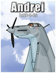 Andrei Badge by TheAngryFishbed
