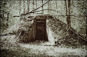The bunker by Grall19