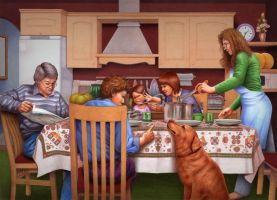 around the table by skillman