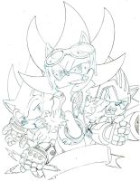 Sonic Universe Tactical Reinforcement teaser 3 by trunks24