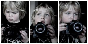 Young photographer by spesiellise