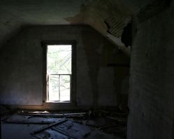 Holton Abandoned House 19 by Falln-Stock