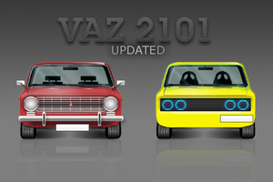 VAZ 2101 UPDATED by r0nart