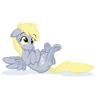 Derpy Hooves by OstiChristian