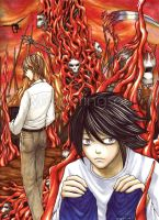 Death Note by WhisperingSoul