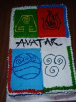Avatar cake by Soul-Drinker-Eowyn