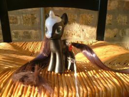 Custome MLP: G4 Phantom of the Opera by marienoire