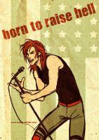 born to raise hell by Noiry