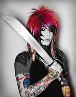 Dahvie Vanity Color Splash by TwilightCullenette