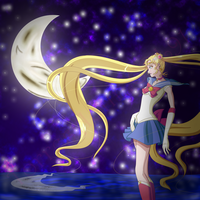 Sailor Moon Crystal by TorresAdlinCDL91