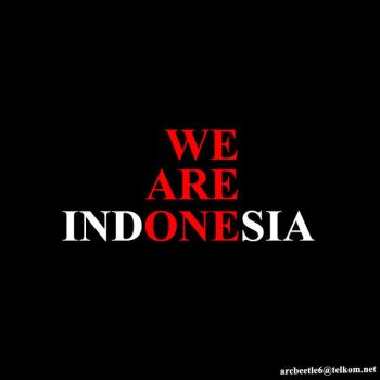 we are indonesia by tentobaka