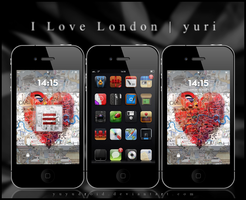 i love london by yuyudroid