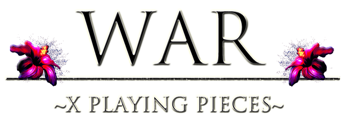 Logo for War (English Visual Novel and Otome) by askDreamgazer