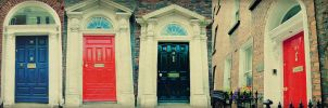 Doors Of Dublin. by just-me-just-i
