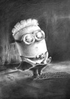 Minion Monroe - Phil by qqClare