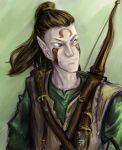 Almost Legolas by xanykaos