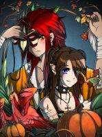 Masquerade  For The Color Me Contest  By Centi-d7y by Saki-BlackWing