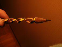 Pencil's DNA- side 1 by RetardedDogProductns