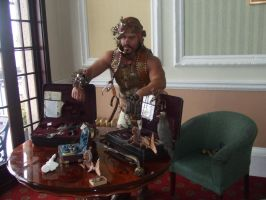 steampunk overlord 7 by overlord-costume-art
