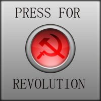 The Communist Button by Warman666