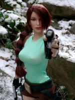 TRI:Custom Tonner Lara Croft 1 by Laragwen