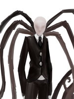Slender Man by RetroTrickster