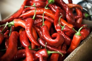 Red-Hot Chili Peppers by richardxthripp