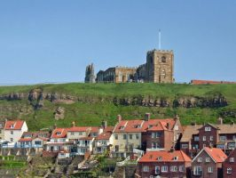 Whitby... St. Mary's Church by We-Are-Under-1-Dome