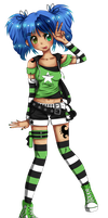Revamped Yomiko Ref by ZombieInsanity