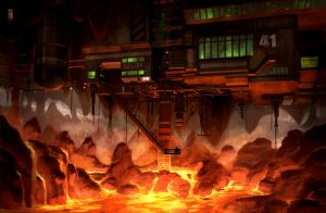 -- Factory -- by wyv1