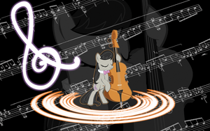 Octavia Wallpaper by l13000