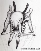 Termite sketch by DerekWalborn