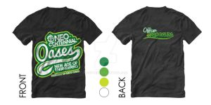 OASES Shirt by aryan26