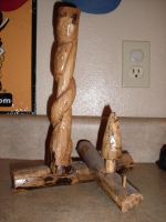 Wood Carving by Sawdust013