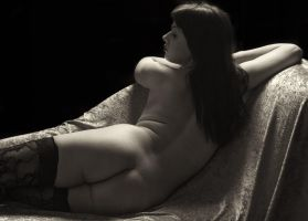 Untitled Nude by JadedRed