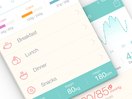 Medical App UI Design by Ramotion