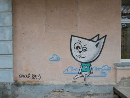 Kitty ' 89 by Vixis24m