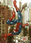Spiderman by HecM