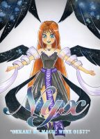 Request Art:Nyx by magicwinx01577