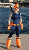 Rose Wilson Ravager3 by ComicChic19