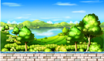 By The Waters ll Maplestory Background #5 by IkuraEme