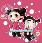 funny love pucca by naelya